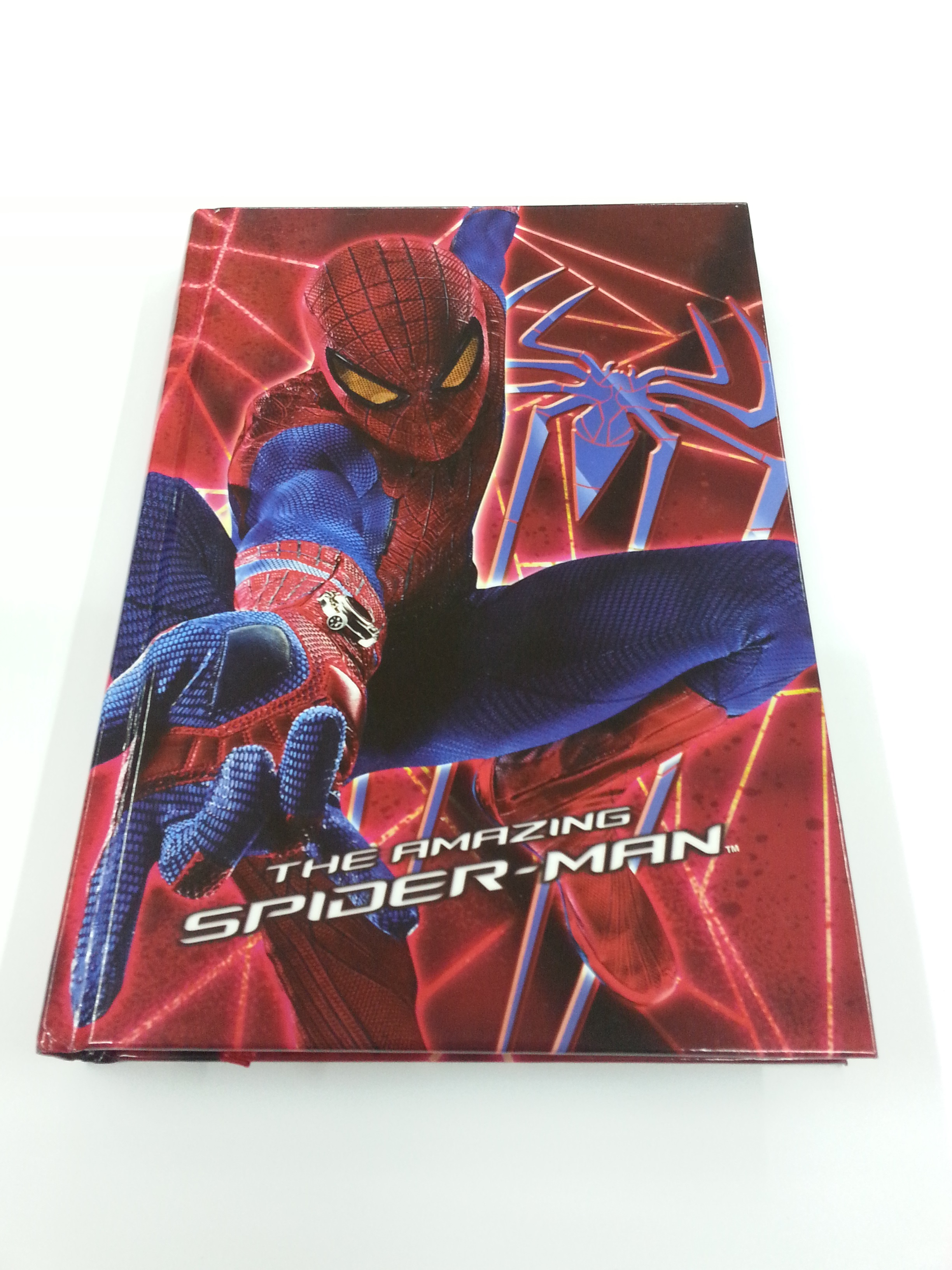 DIARIO SPIDER-MAN THE AMAZING