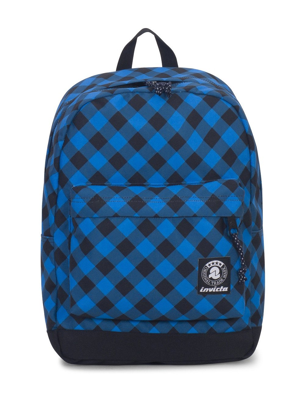 ZAINO INVICTA CARLSON FANTASY BLUE PLAID