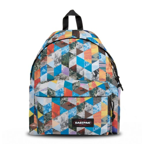 ZAINO EASTPAK PADDED PAK'R TRIANGLE BRIGHT
