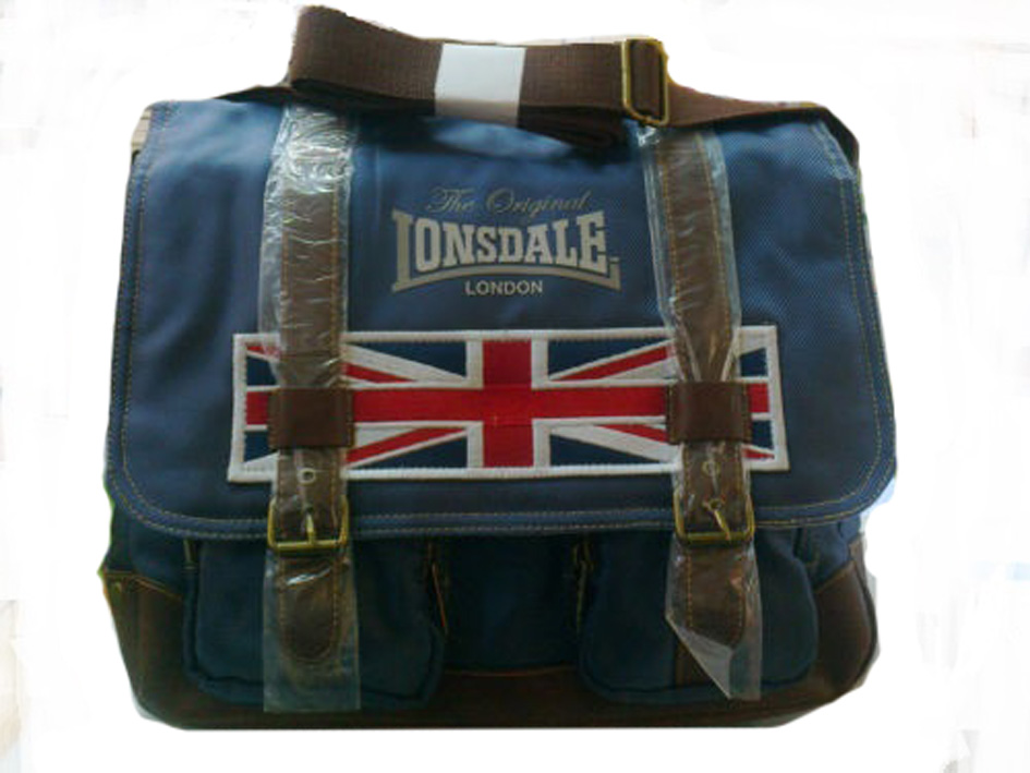 TRACOLLA LONSDALE TRAVEL BLU